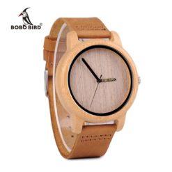 Zegarek drewniany Bobo Bird Eco A22