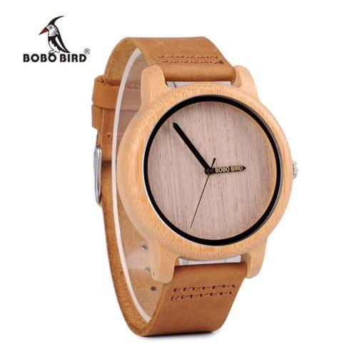 Zegarek drewniany Bobo Bird Eco A22 1