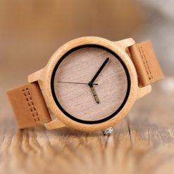 Zegarek drewniany Bobo Bird Eco A22 9