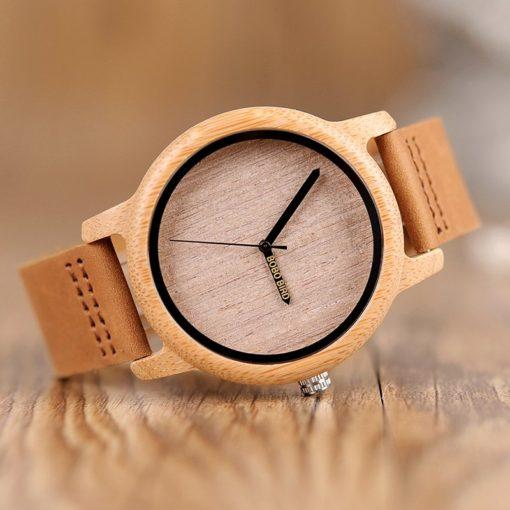 Zegarek drewniany Bobo Bird Eco A22 4