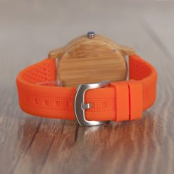 Zegarek Bobo Bird Color Silikon Orange B05 4
