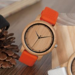 Zegarek Bobo Bird Color Silikon Orange B05 3