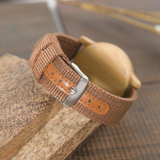 Zegarek drewniany Bobo Bird Style D09 3