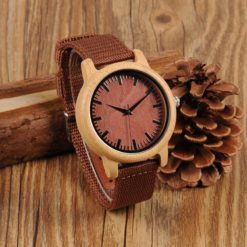 Zegarek drewniany Bobo Bird Style D09 5