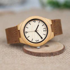 Zegarek drewniany Bobo Bird Note A32 damski 2