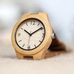 Zegarek drewniany Bobo Bird Note A32 damski 1