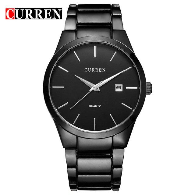 Zegarek Curren Classic czarny 6