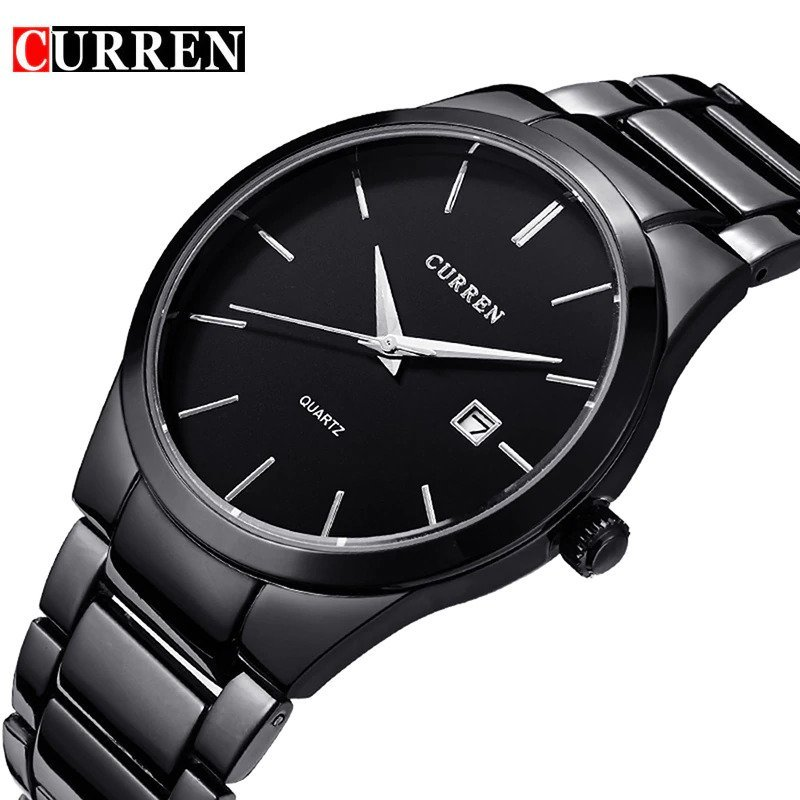 Zegarek Curren Classic czarny 12