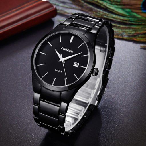 Zegarek Curren Classic czarny