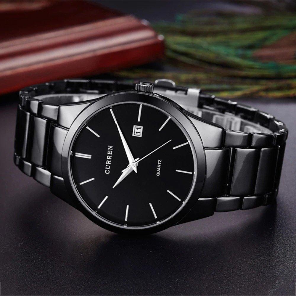 Zegarek Curren Classic czarny 15