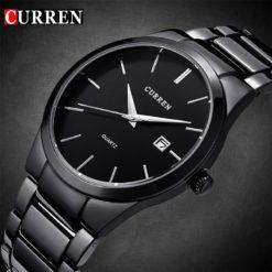 Zegarek Curren Classic czarny 5