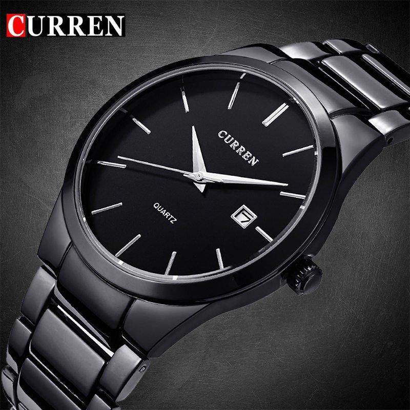 Zegarek Curren Classic czarny 14