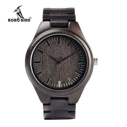 Zegarek Bobo Bird Heban H05 2