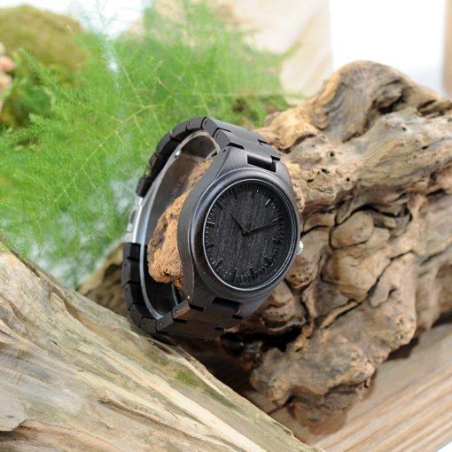 Zegarek Bobo Bird Heban H05 5