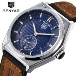 Zegarek Benyar Horizont niebieski 2