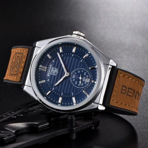 Zegarek Benyar Horizont niebieski