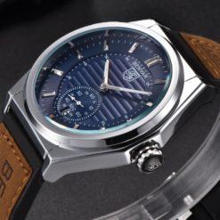Zegarek Benyar Horizont niebieski 3