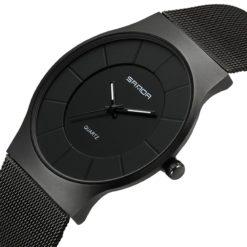 Zegarek sanda slim widok z przodu