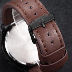 Zegarek Naviforce Harry czarny złoty 7