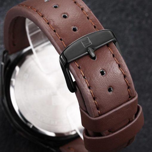 Zegarek Naviforce Harry czarny złoty 2