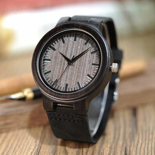 Zegarek drewniany Bobo Bird Shade C26 pasek