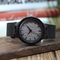 Zegarek drewniany Bobo Bird Shade C26 pasek 6