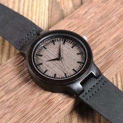 Zegarek drewniany Bobo Bird Shade C26 pasek 5