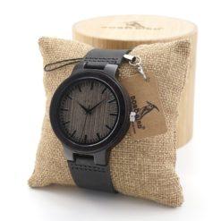 Zegarek drewniany Bobo Bird Shade C26 pasek 4