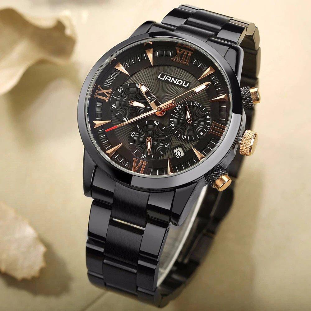Zegarek Liandu Luxury 6