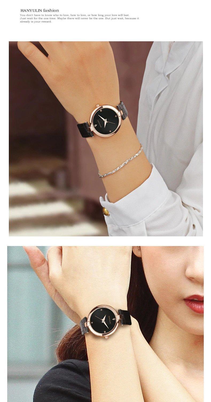Zegarek Sanda Diamond czarny 6