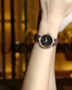 Zegarek Sanda Diamond czarny 5