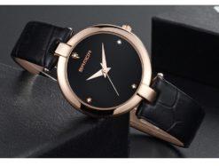 Zegarek Sanda Diamond czarny 2