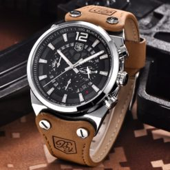 Zegarek Benyar Blackbird srebrny-srebrny 7