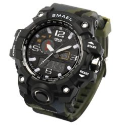 Zegarek Smael Camouflage moro 5
