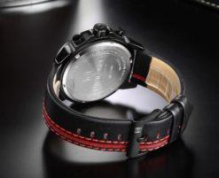 Zegarek Naviforce Maverick czerwony 3