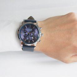 Zegarek North Iceland niebieski 11