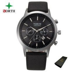 Zegarek North Iceland czarny 2