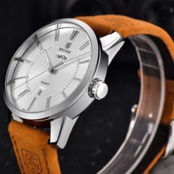 Zegarek Benyar Style srebrny