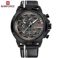 Zegarek Naviforce Maverick biały 2