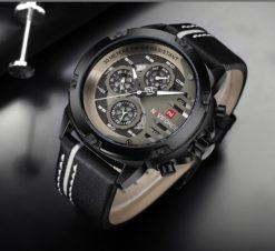 Zegarek Naviforce Maverick biały 4