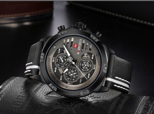 Zegarek Naviforce Maverick biały 11