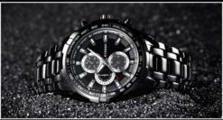 Zegarek Curren Harrison czarny 3