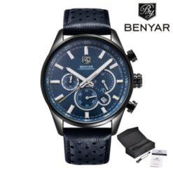 Zegarek Benyar Adriatica niebieski BY5108