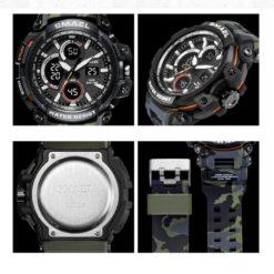 Zegarek Smael Hunter V1 moro 5
