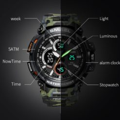 Zegarek Smael Hunter V1 moro 4