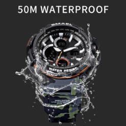 Zegarek Smael Hunter V1 moro 6