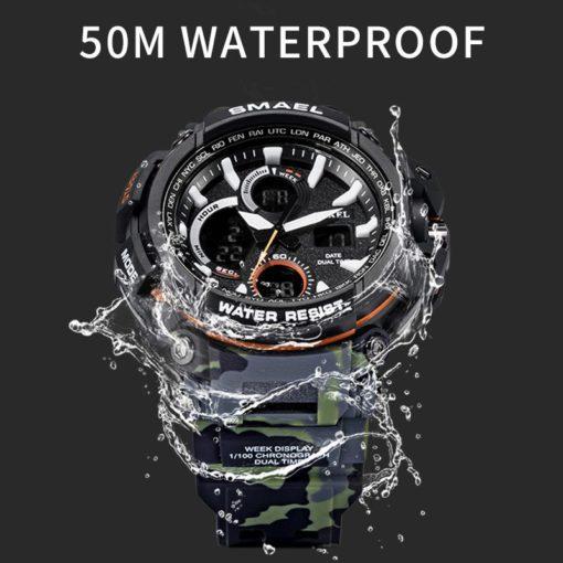 Zegarek Smael Hunter V1 moro