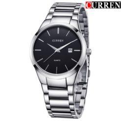 Zegarek Curren Classic srebrny
