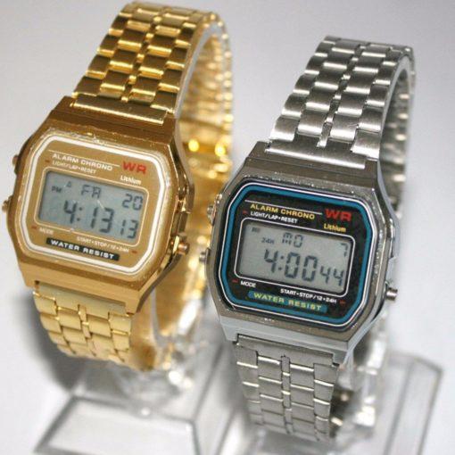 Zegarek Montana srebrny 3