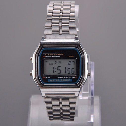 Zegarek Montana srebrny 4